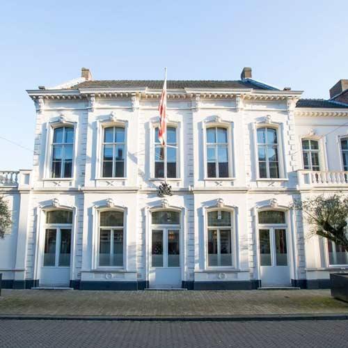De Harmonie: een karakteristieke feestlocatie in Tilburg